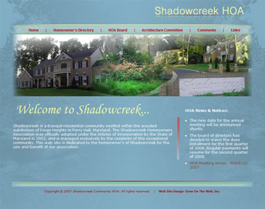 Shadowcreek Community HOA