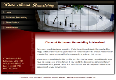Whitemarsh Remodeling